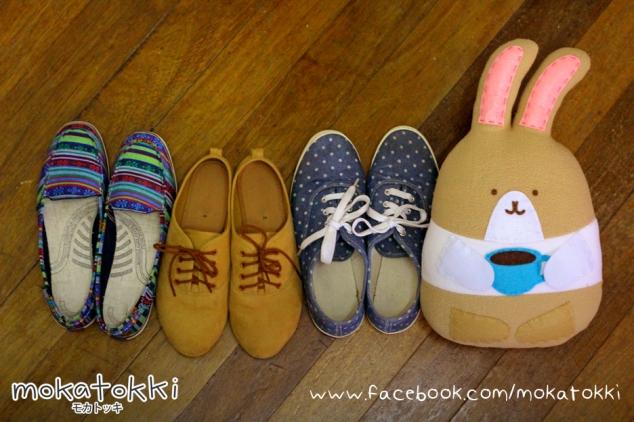 Mokatokki 01 Shoes