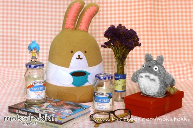 Mokatokki 05 Totoro Tea Party