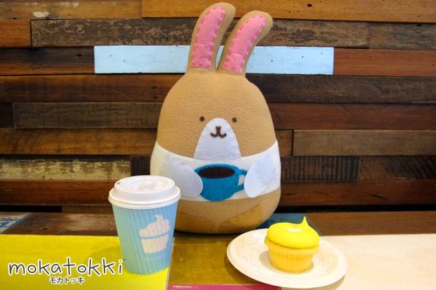 Mokatokki Cupcake