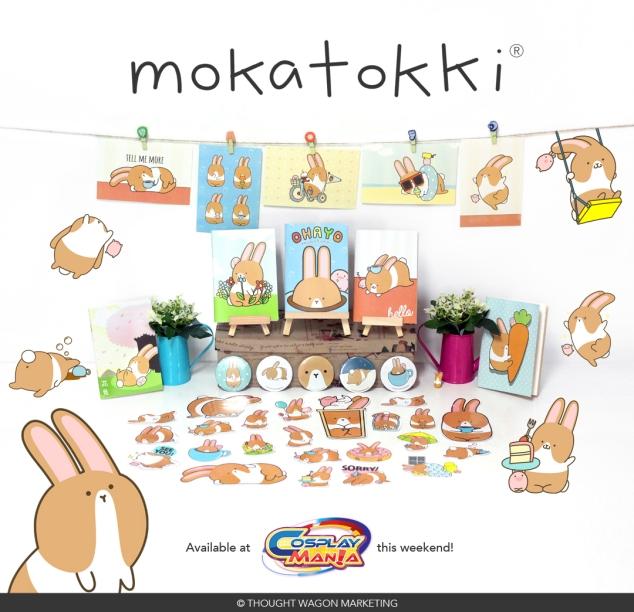 Mokatokki Cosmania