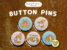 Mokatokki Post Products PINS